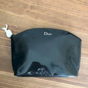 Dior, Black Make-Up Bag